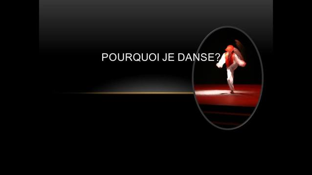 pkoi je danse